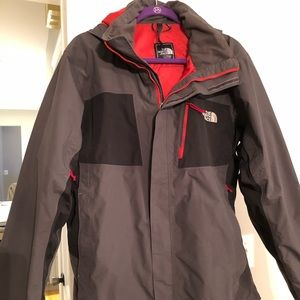 The North Face Hyvent jacket (men's)
